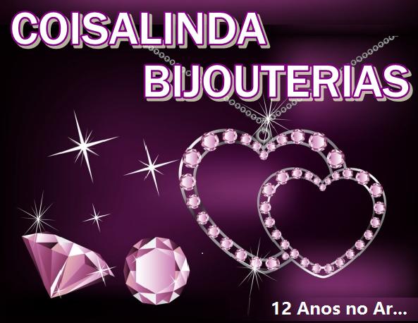 Coisalinda Bijouterias - Atacado de Bijuterias