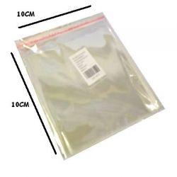 Saco Adesivado 10x10cm - E9